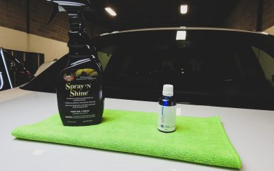 Nano Ceramic Vs. Traditional Wax In Winter